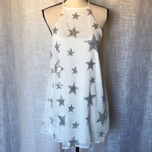 Show Me Your MuMu Gomez Mini Dress - Star Light
